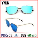 Самые последние модельные солнечные очки стекел личности Ynjn