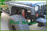 Wrangler Rubicon 07 acima dos pára-choques de aço da armadura de Jku Sema para o jipe