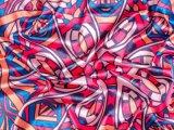 Bufanda de seda de imitación (los 29*140cm)