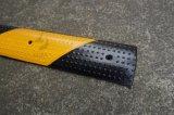 RubberBult van het Verkeer van het Ontwerp van de Bult van de snelheid de Weerspiegelende Verwijderbare