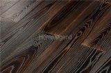 Dlack Color Ash Parement en bois d'ingénierie / Plancher en bois dur chauffé
