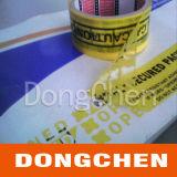 Het afgedrukte Duidelijke Etiket van de Stamper van het Serienummer Nietige (gelijkstroom-LAB024)