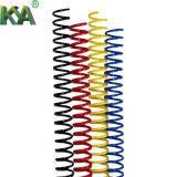 プラスチック螺旋綴じの供給