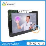 Mejores 15 '' LCD de alta resolución digital electrónica imagen Wireless WiFi Marco