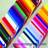 Hoja de acrílico colorida/hoja plástica para el anuncio