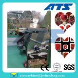 1-5 fábrica de tratamento do alimento do T/H com a máquina de fatura material