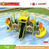 Campo de jogos ao ar livre da corrediça de água da alta qualidade feita sob encomenda aceitável do parque de diversões