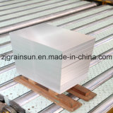 Плита алюминия 6063