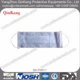 Wegwerfpapiergesichtsmaske ein Zeit verwendeter Partikelrespirator