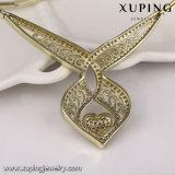 63109 rey Wedding Set plateados oro de lujo del Zircon de la joyería 14k de la manera