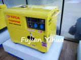 ¡modelo del motor 186fa! Generador refrigerado portable del diesel 5kVA