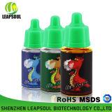 RoHS/TUV/MSDS Saft der mini elektronische Zigaretten-flüssiger Frucht-10ml der Serien-E