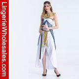 De Sexy Koningin van het Kostuum van de Partij van Halloween van het Volwassen Egyptische Cleopatra Kostuum van Nijl