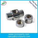 黄銅またはアルミニウムかステンレス鋼、CNCのCNCの機械化の部品は自動予備品をカスタマイズした