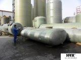 Бак FRP для химически перевозки