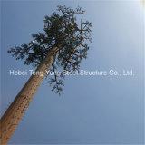 3 takken per de Torens van de Antenne van de Boom van de Camouflage van de mono-Palm van de Voet
