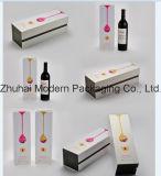 OEM de Harde Doos Van uitstekende kwaliteit van de Gift van /Wine van de Doos van de Wijn van het Karton