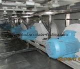 Congelador rápido congelado Refrigeration da congelação rápida de IQF