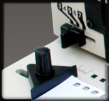A3 A4punching/Binding (SUPER34)のための手動Wire Binding Machine