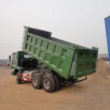 Sinotruk HOWO LHD 336/371HPのダンプカートラックの使用されたトラック
