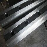 Cuchillo que pela recto para la máquina que pela hidráulica