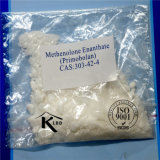 SteriodのホルモンMethenolone Enanthate 99% Prity CAS: 303-42-4