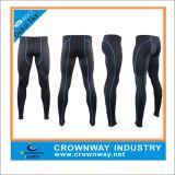 La compressione del Mens ansima le ghette di forma fisica di Shorts con stampa di sublimazione