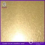 placa de pared del acero inoxidable 201 304 316 con precio de fábrica