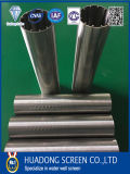 기계를 위한 Od37mm 쐐기(wedge) 철사 슬롯 Tube/Ss316L 슬롯 관
