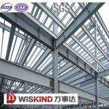 Edificio ligero de la estructura de acero de la estructura