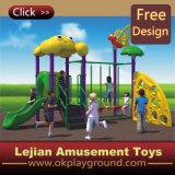 CE pour enfants en plastique de jeu extérieure pour Park (X1228-6)
