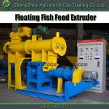 300kg/H Lijn van de Verwerking van het Voer van de Vissen van de Apparatuur van het Voedsel van vissen de Drijvende