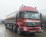 35のM3 Foton 6X4 4の車軸35000 Lアルミ合金のタンク車の価格