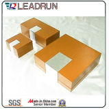 مجوهرات هبة خشبيّة خشبيّة تخزين [بكينغ بوإكس] مستطيل حل حل سوار سوار صندوق ([لو010])