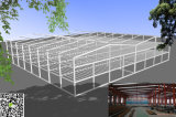 High quality Steel Structure Building of material