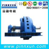 Motor de alta tensão do anel deslizante da série do ano, motor de alta tensão do rotor de ferida, IP23, IC01