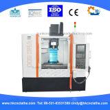 Incisione verticale del metallo di CNC di alta precisione Vmc600 e fresatrice