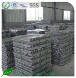 A7 lingot en aluminium, lingot 99.7% d'Al pour la construction