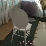 PC White Resin Phoenix Chair en el banquete de boda
