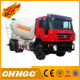 CCC Approved 3 Axle 9cbm Automatic Cement Mixer Truck van ISO