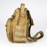 전술상 군 옥외 Molle 단 하나 어깨에 매는 가방