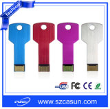 Promotional Gift Key USB Flash Drive with Real Capacity