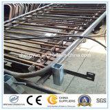高力電流を通された鋼線の工場農場の塀