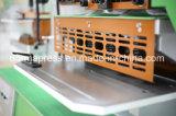 Drmapress Q35y-20 Máquina de ferro fundido hidráulico para perfuração de aço angular