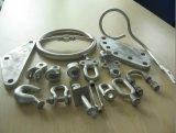 Poleline Hadware Forged Steel 또는 Aluminium Corona Ring
