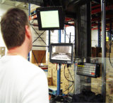La cámara telescópica de camiones con 7 pulgadas TFT LCD de pantalla digital