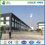 Petit entrepôt de structure métallique en Chine