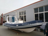 Liya 6.2m Rigid Inflatable Boat China Hypalon Rib Boat Suppliers