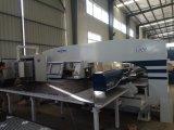 Máquina movida a motor servo da imprensa de perfurador da torreta do CNC para a placa de Alumium
