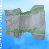 Tecido descartável do bebê do algodão em China